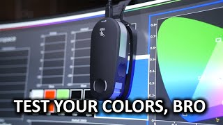 X-Rite i1 Basic Pro 2 - Badass Color Calibrator!