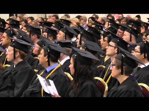 University of Iowa School of Management Commencement - May 15, 2015 on YouTube