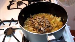 Healthy Soup Recipes: New England Clam Chowder