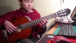 Nụ hồng mong manh (Guitar cover) - KakaNg