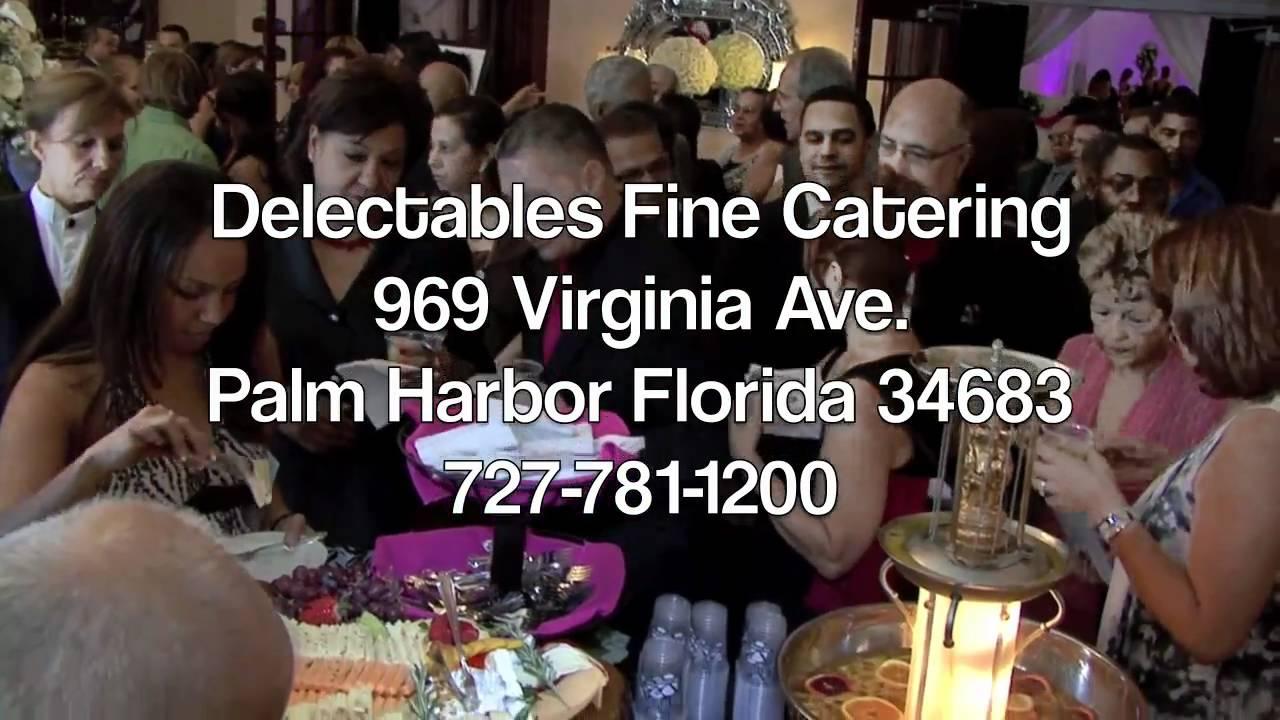 Delectables / Liquid Video Weddings 727 712 7698