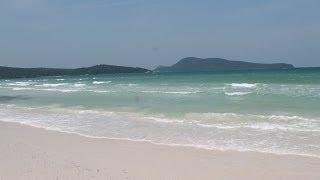 Самые красивые острова в Тихом океане.(Камбоджа. Красивые пляжи острова Кох Ронг. Природа. Лазурное море., 2014-02-25T11:57:37.000Z)