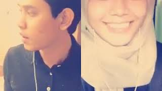 Cover Rahsia Kita By Khai Bahar Feat Iqajalil
