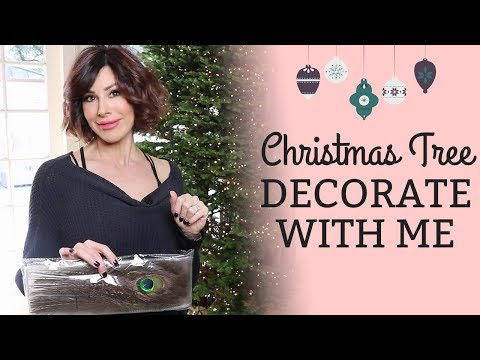 Christmas Tree ? Decorate with me! | Dominique Sachse thumbnail