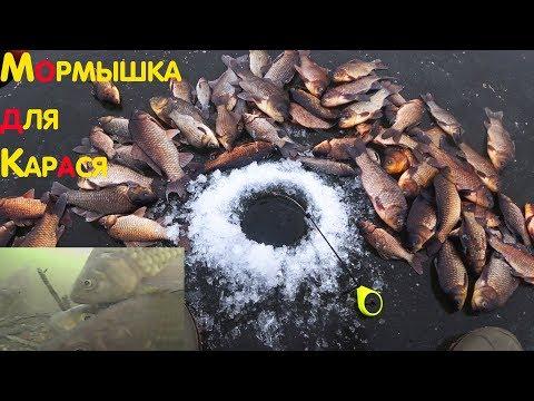 Зимняя рыбалка 2018
