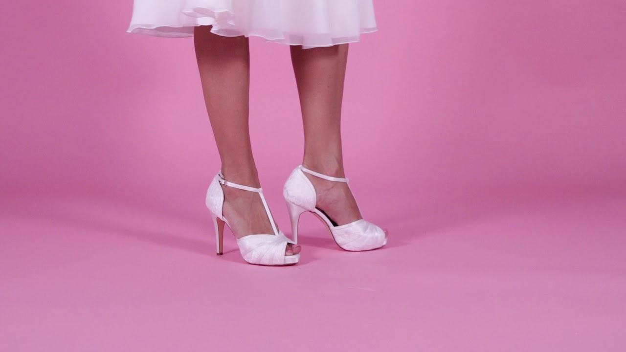edea88b0de0 Scarlett Bridal shoe- gwesterleigh.com