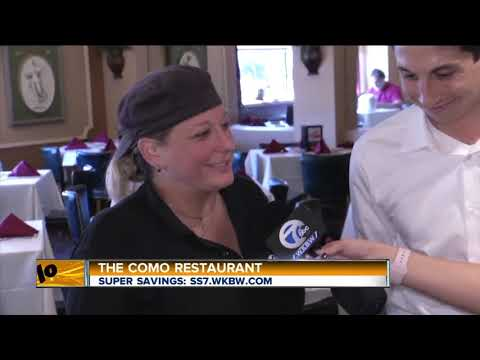AM Buffalo On The Road In Niagara Falls - Part 3 Como Restaurant
