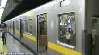 東京地下鉄7000系@有楽町 【7112F】
