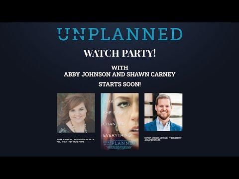 Unplanned Watch Party!