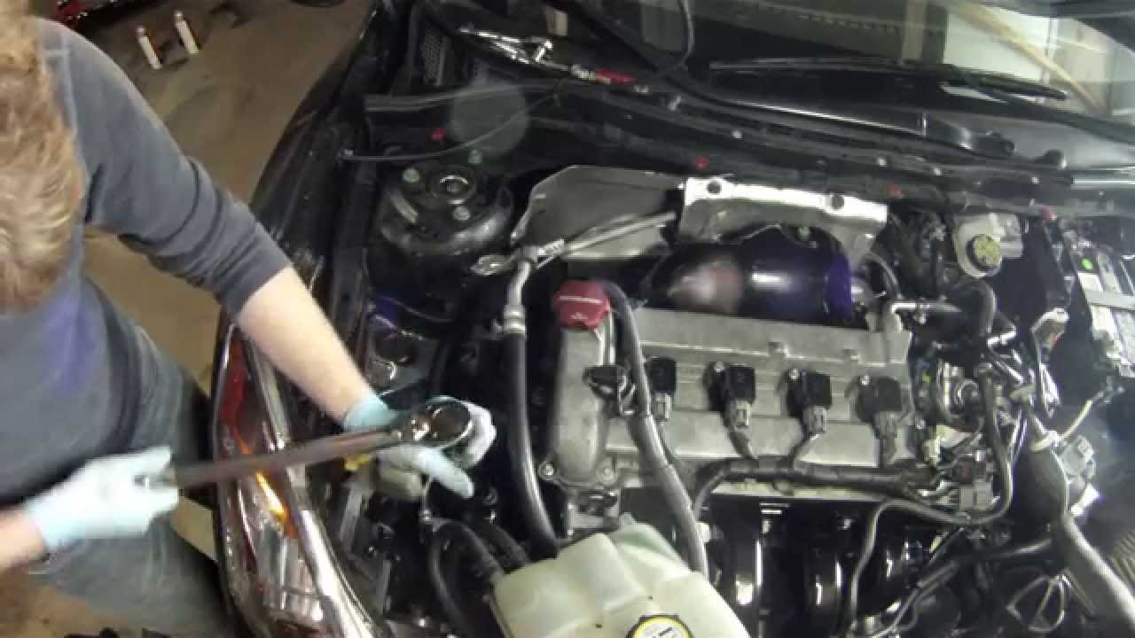 2007 mazda 3 motor mount locations for Mazdaspeed 6 passenger motor mount