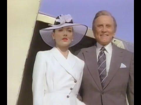 Kirk Douglas & Claire Bloom in 'Queenie'  1987  Alle 4 Teile jetzt auf DVD!  Fernsehjuwelen
