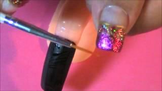 Using your Matte Polish in a fun way. Thumbnail