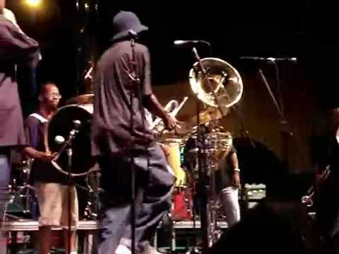 Rebirth Brass Band- Live at Coral Gables