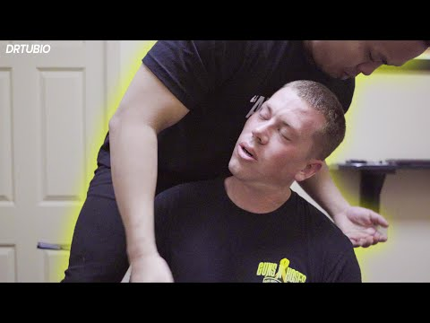 QUENCHED🥵🔥 // FIREFIGHTER'S ~BEST~ CRACKING EVER !! | CHIROPRACTIC CRACKS