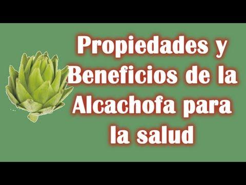 Propiedades y Beneficios De La Alcachofa Para La Salud