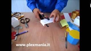 plexmania piegatrice lettere scatolate piegare metacrilato channel letters