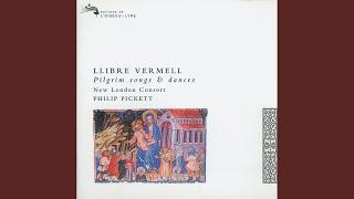 Anonymous: Llibre Vermell of Montserrat-Pilgrim Songs and Dances (1399) - Stella Splendens