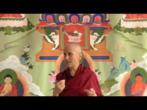 67 Green Tara Retreat: Dismantling Personal Identity, Part 1, 02-10-10