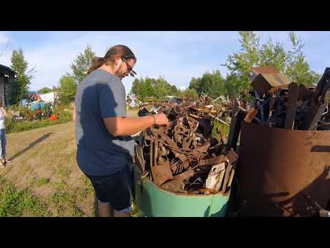 Pickin Trip American Vintage Pickers Antique Dealers