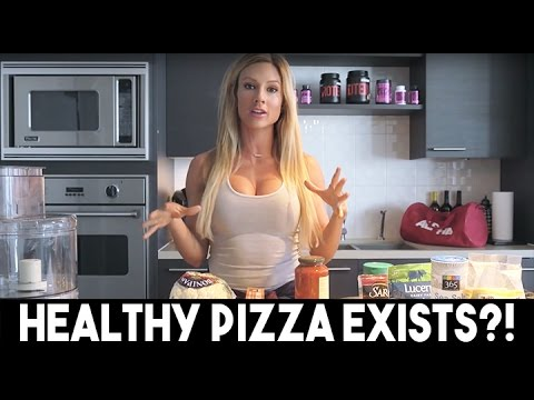 HEALTHY PIZZA EXISTS