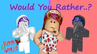 WHICH ONE DO I CHOOSE? ROBLOX