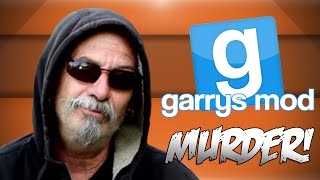 GMod Murder! - Birthday Ladd, P0rnHub Servers, MurderCast & More! (Garrys Mod Funny Moments)