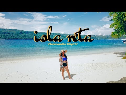 ISLA RETA BEACH RESORT ( Budget Friendly )II QkueenWALKS VLOG#12