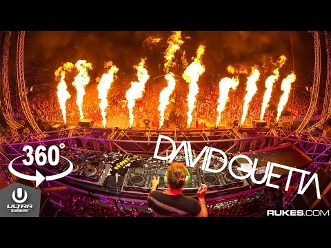DAVID GUETTA—ULTRA EUROPE 2016 — SPLIT | 360º VR | Pointers Travel