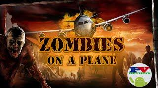 zombies On A Plane - Новый хоррор-квест и самолет полный зомби (Обзор  Прохождение 1 уровня)