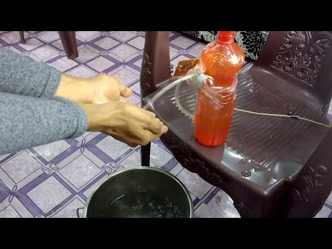 How to make automatic hand washer machine at home using proximity sensor