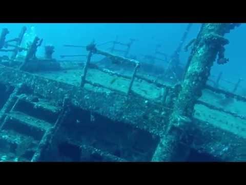 St. Gabriel wreck - Mauritius