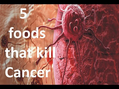 Cancer dies if you eat these 5 Superfoods. 5 Top anti-cancer foods. कॅन्सर का उपाय