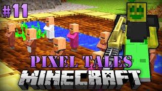 PULSE RIFLE & Villagernasen - Minecraft Pixel Tales #011 [Deutsch/HD]