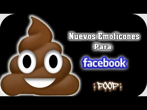Nuevos Emoticones Para Facebook 2013