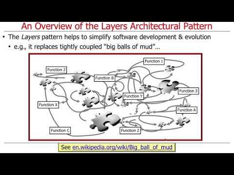 Overview of Layered Architectures