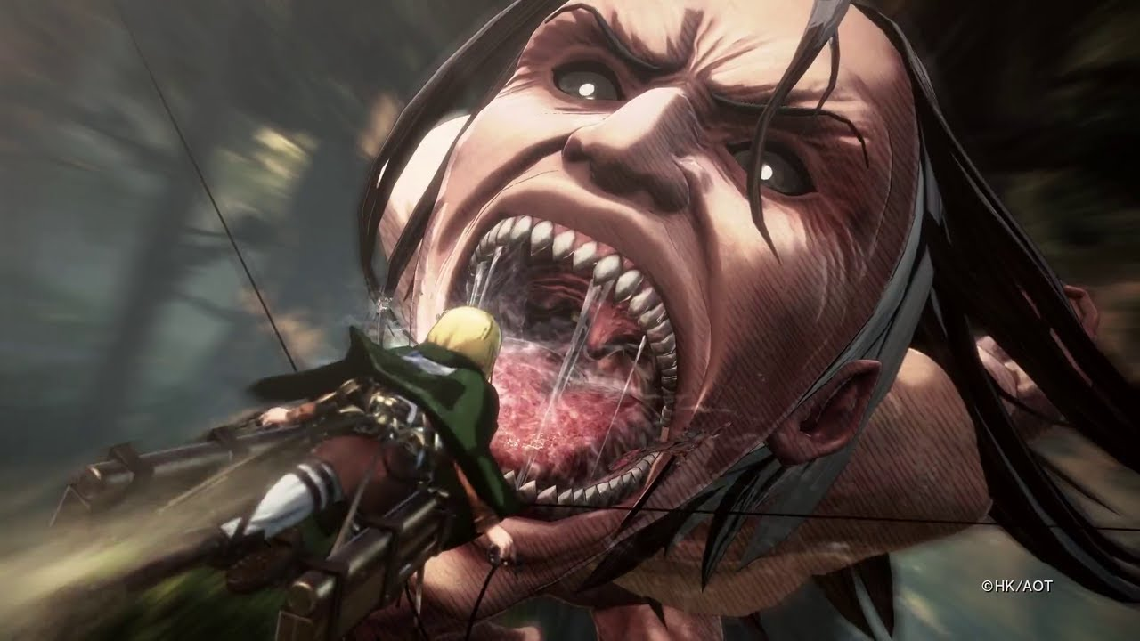 Image result for attack on titan 2