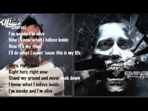 Eminem and SkilletAwake & A Mashup