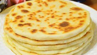 Лепешки с Сыром на Кефире ✧ Молниеносно Съедаются!