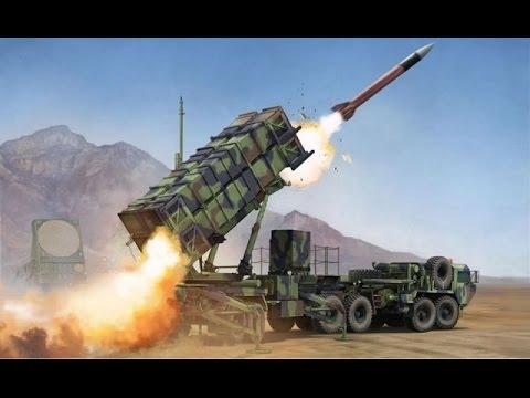 Unboxing of: MIM-104 Patriot SAM System Trumpeter