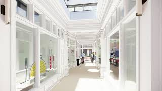 Brown's Arcade: MD-PACE Case Study for Historic Preservation & Adaptive Reuse
