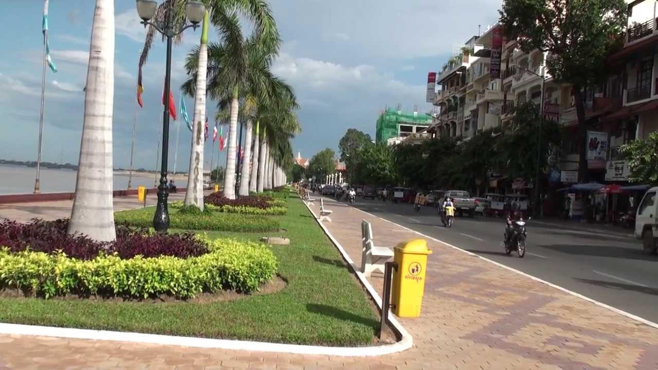 Que hacer y ver en Phnom Penh