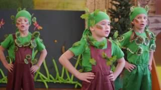 мюзикл в детском саду летучий корабль 2017