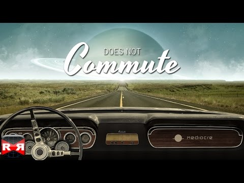Does not Commute (By Mediocre AB) - iOS / Android - Gameplay Video