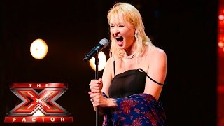Zaiga Meike�s foot song? | Auditions Week 1 | The X Factor UK 2015