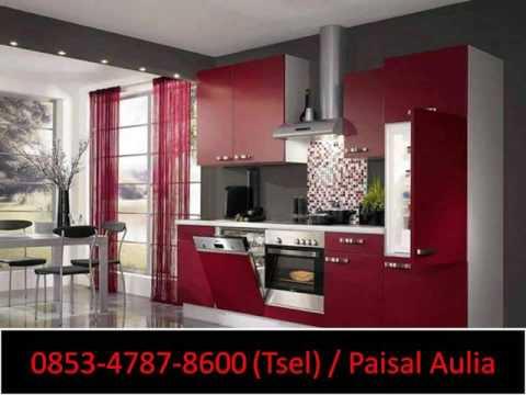 0853-4787-8600 (Tsel) - Kitchen Set Bekasi