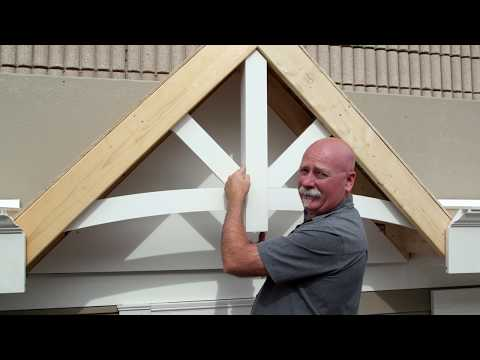 PRESTIGE DIY PRODUCTS - Gable Installation