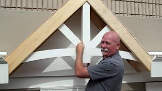 PRESTIGE DIY PRODUCTS - Gable Installation