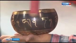 Выставка тканей и украшений из Индии открылась в Саратове
