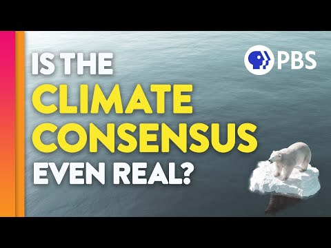 97% of Climate Scientists Really Do Agree