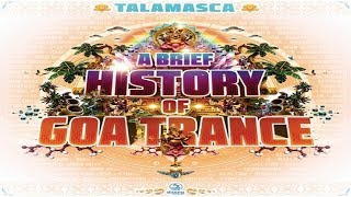 Talamasca – A Brief History Of Goa-Trance [Full Album] ᴴᴰ